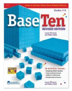 Base Ten Grades 3 - 6 Activity Book