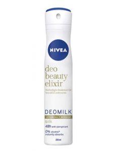 Nivea Deomilk Anti-perspirant Deo Silk 12 x 200ml