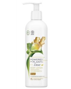 Dove Powered by Plants Body Lotion Ginger 6 x250ml