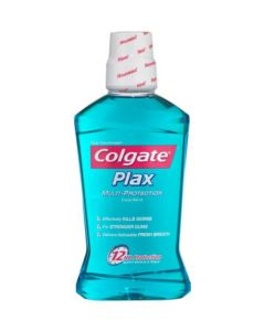 Colgate Plax Mouthwash 6 x 500ml