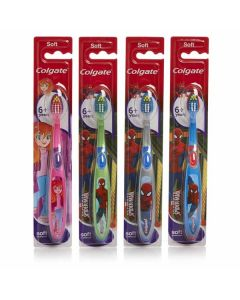 Colgate Smiles Toothbrush 6+yrs 12pk