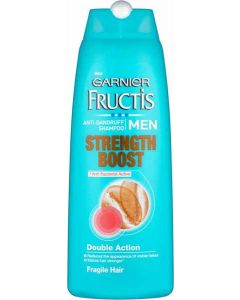 Fructis for Men Strength Boost Shampoo 6 × 250ml