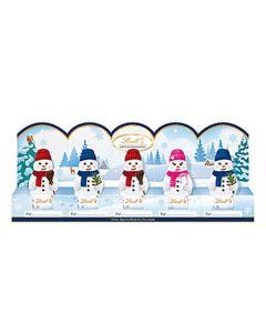 Lindt Milk Chocolate Snowman 20 × 50g