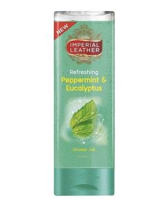 Imperial Leather Peppermint Shower Gel 6×500ml