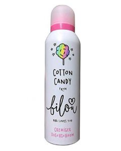 Bilou Cotton Candy Shower Foam 6 x 200ml