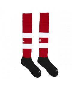 Free Gift: Canterbury Junior Rugby Socks EU29-33