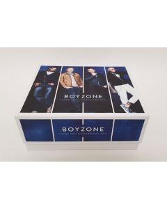 Boyzone Thank You & Goodnight Tour Mug & Pedometer