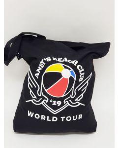 Andy's Beach Club World Tour Tote Bag