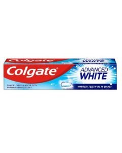 Colgate Advanced White Toothpaste 12 × 125ml