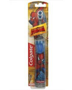 Colgate Kids Spiderman Battery Toothbrush 6 pk
