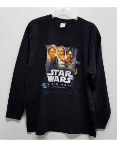 Star Wars A New Hope Adults L/S Tee XL