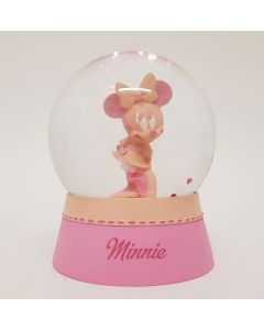 Disney's Minnie Mouse Snow Globe 6pk