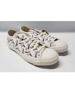 Po Zu Star Wars Porg Sneakers Eco White UK9