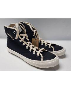 Po Zu Star Wars Hi Top Rebel Sneaker Black UK10