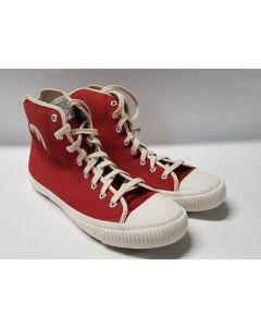 Po Zu Star Wars Hi Top Rebel Sneaker Red UK8.5