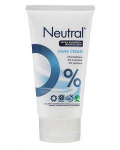 Neutral Hand Cream Sensitive Skin 75ml x 6pk