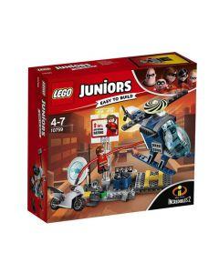 LEGO 10759  Elastigirls Rooftop Pursuit Set 6pk