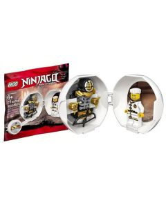 LEGO 5005230 Ninjago Zanes Kendo Training Pod 50pk