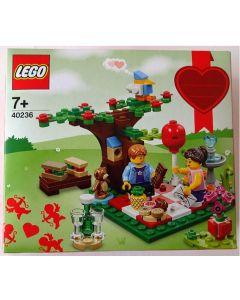LEGO 40236 Valentines Day Picnic