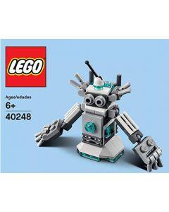 LEGO 40248 Mini Robot Model Build Set 30pk