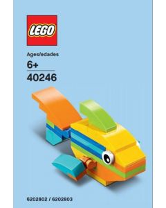 LEGO 40246 Monthly Mini Build Tropical Fish 30pk
