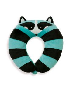 Manhattan Toy Raccoon Travel Neck Pillow  2pk