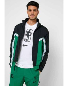 Nike Mens Boston Celtics Track Top S