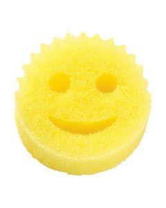 Scrub Daddy Lemon Cleaning Sponges 25pk