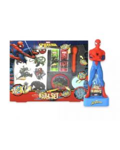 Spiderman Ultimate Bath Set 6pk