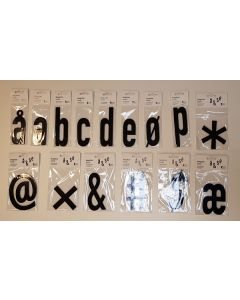 Free Gift: Tiger Small Adhesive Letters 90pk