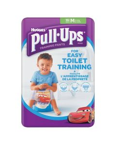 Huggies Pull Up Training Pants Boys M 4x16pk