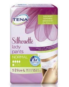 Tena Lady Pants Discreet Normal Large 5pk