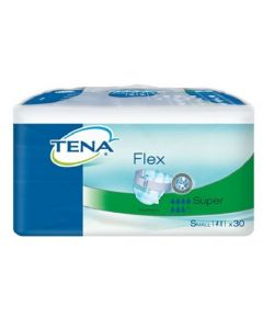 Tena Flex Super  Size Small  30pk