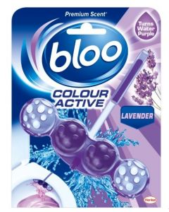 Bloo Colour Active Bleach Rim Block 10pk