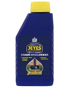 Jeyes Outdoor Drain Unblocker 6x500ml