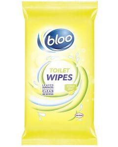 Bloo Toilet Wipes 8x40pk
