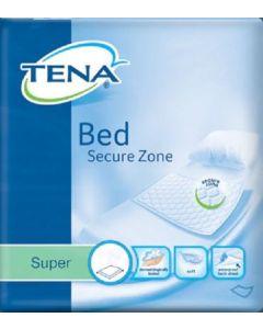 Tena Bed Secure Zone Super 60 x 60cm 30pk