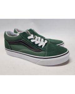 Vans Kids Old Skool Duck Green/Black EU34.5