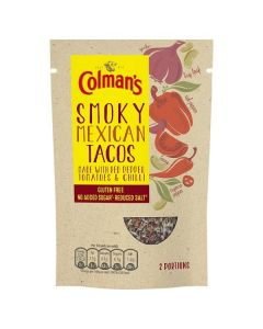 Coleman's Seasoning Mix for Mexican Tacos 7x32g