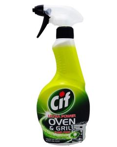 Cif UltraPower Oven & Grill Cleaner 500ml x 6pk