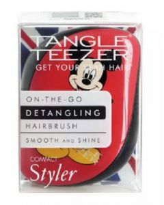 Tangle Teezer Mickey Mouse Compact Styler 4pk