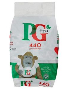 PG Tips One Cup Tea Catering Bag 440 x 6pk