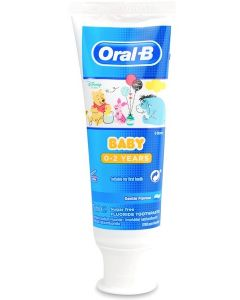 Oral B Stages Toothpaste 0-2 Years 12 x 75ml