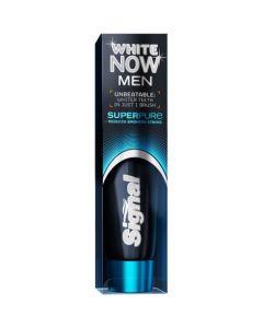 Signal White Now Men's Toothpaste 12x75ml