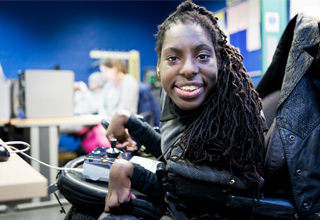 More disability group stories