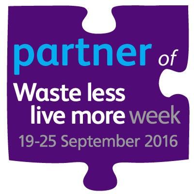 Waste less, Live more week partner