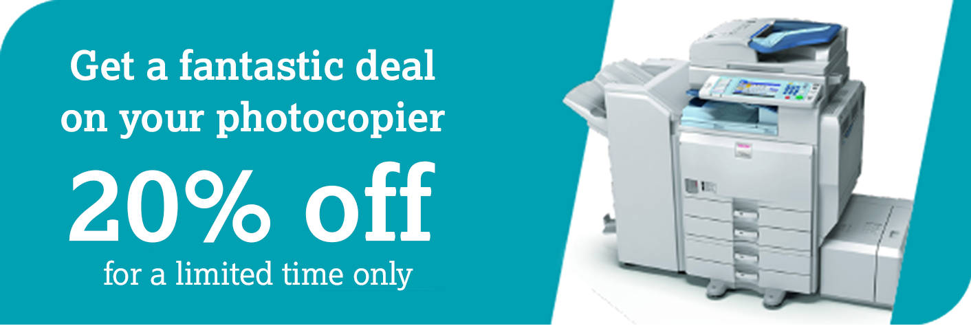 Discount deal photocopiers