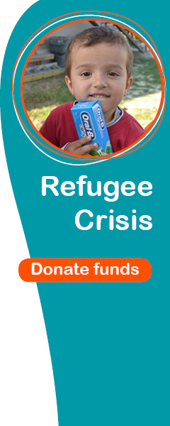 Refugee Crisis Relief Appeal